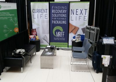 Booth at the 2017 Sustainable Brands Conference